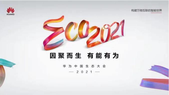 华为中国生态大会2021 | 兴海物联带你去逛展